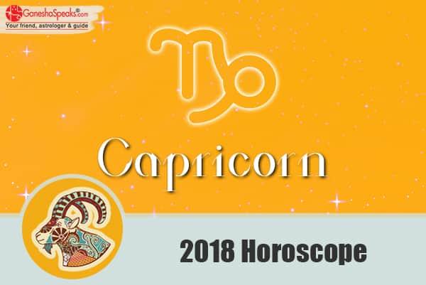 Ramalan Zodiak Capricorn2018